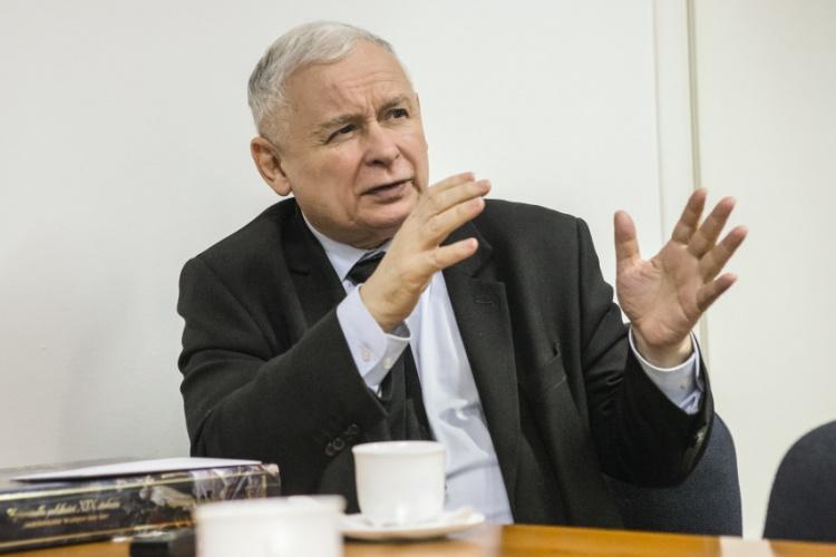Kaczyński o przedsiębiorcach: